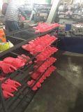 Пластичные ботинки/тапочки PVC делая машину