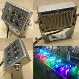 Cubierta de Baja Tensión de alta potencia LED Spotlight para jardín