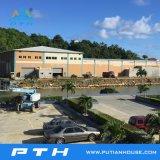 Het geprefabriceerde Project van de Structuur van het Staal voor het Centrum van de Logistiek