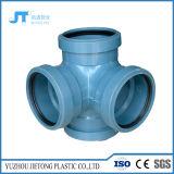 Tubo de gran diámetro del drenaje de los PP del precio bajo de China codo de 90 grados