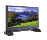"""Vierradantriebwagen-aufgeteilte Bildschirmanzeige-Sendung 17.3 IPS-4K UHD 3840X2160 4xhdmi 3G SDI """" TFT LCD Monitor"""