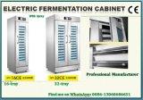 Fermentação elétrica comercial industrial e forno do cozimento