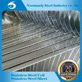 201 bandes laminées à chaud d'acier inoxydable