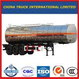 трейлер масляного бака 42000~45000liters, трейлер топливозаправщика топлива большой емкости для сбывания