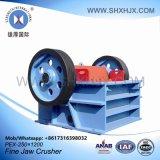PE van de Machines van de Metallurgie van de Apparatuur van de mijnbouw de Maalmachine van de Kaak van de Reeks