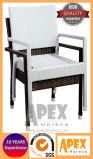 옥외 의자 작은 술집 등나무 대중음식점 정원 가구 팔 의자 (AS1044AR)