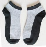 Mann-Tief-Schnitt-Socken mit Schädel-Entwurf