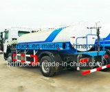 10, 000- 12 000 litros de água HOWO carting truck, 6 rodas carrinho de água