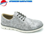 Nouvelle PU Hommes chaussures occasionnel