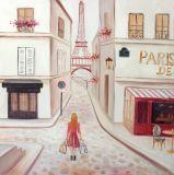 Pittura a olio Impressionist Handmade di 100% per la decorazione domestica