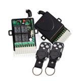 4CH canal Interrupteur de commande à distance sans fil Module récepteur encore404PC+encore005