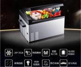 Purswave 50L bewegliches Auto Refrigerigerator MiniFreezer-18degree Gleichstrom-12V24V48V Gleichstrom-Kompressor-Gefriermaschine für RV, Bus, Auto, LKW, Hausboot