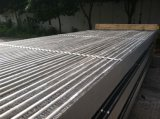 Papier d'aluminium personnalisé de transfert thermique de clinquant en aluminium d'ailette, bobine