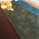 100% velluto del tessuto del jacquard lavorato a maglia poliestere per il sofà