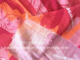 مصنع إنتاج صنع وفقا لطلب الزّبون تمويه رماديّ بوليستر ملحومة عنق أنابيب وشاح