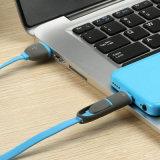 1 USB Charging Data Cable에 대하여 1m Basket Noodle 2