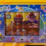 Het beste Verkopende Muntstuk van de Rit Kiddie stelde Machine van het Spel van de Schok van de Jonge geitjes van de Vorm van de Machine van het Spel de Dierlijke in werking