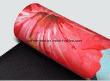 Stuoia stampata su ordinazione di Yaga della pelle scamosciata di colore completo