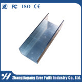 Profilé en u d'acier inoxydable de matériau de constructions du bâti en verre