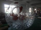El TPU/PVC colorido hinchables bola Zorb pasto para la venta