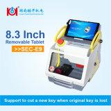 Machine de découpage de reproduction principale automatique portative de la haute sécurité Sec-E9