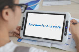 Anyview Pangoo 10HD Magnifiers слабое зрение