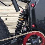 26インチの合金のフレームによって隠される電池4.0インチの脂肪質のタイヤの電気バイク