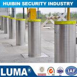Custom высокое качество гибкие 304 Предупреждение Bollard трафика из нержавеющей стали