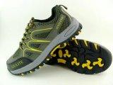 Люди высокого качества напольные вскользь работая ботинки безопасности спорта