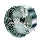 Armazém/gases com efeito de refrigeração almofada de resfriamento evaporativo Exaustor
