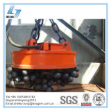 Kreisgabelstapler-elektrischer magnetischer Heber für anhebende Schrotte