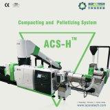 High-Efficiency Aufhäufung-und Pelletisierung-Maschine für hellen Kunststoff