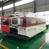 Metallfaser-Laser-Ausschnitt-Maschine für Metallblatt-Ausschnitt