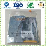 プラスチックショッピング・バッグJp037を包む卸売のカスタム衣服