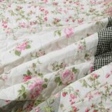 Prewashed 주문을 받아서 만들어진 Durable Comfy Bedding Quilted 1 피스 Bedspread Coverlet Set와 Bed Linen