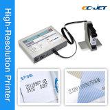 La comunicación remota de alta resolución de la máquina de marcado de impresoras Ink-Jet (ECH700).