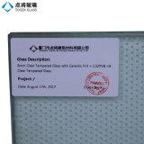 Vidrio laminado modificado para requisitos particulares de la impresión colorida de la pantalla de seda