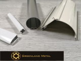 Aluminum Profiles Rails for Zebra Blinds and Roller Blinds