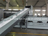 Constructeur de réutilisation de plastique et de machine d'extrusion pour pp non-tissés