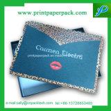 Boîte-cadeau d'emballage de papier de cadre de bracelet