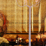 호텔 요전같은 끈 빛 결혼식 훈장 LED 커튼 빛
