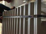 Colorear el azulejo de material para techos acanalado el revestimiento de acero de la pared PPGI PPGL