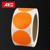 Collants auto-adhésifs multifonctionnels 500 colorés PCS /Roll