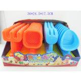 Sand-Schaufel-Explosions-Pool-Hochkonjunktur-Strand-Spielwaren der Brookstone Spiel-Kinder