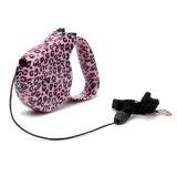 Leopard собака втягивания Узду снов веревки Пэт провод питания потребителей электроэнергии