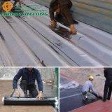 자동 접착 역청질 번쩍이는 롤 편평한 지붕 Underlayment