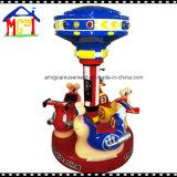 De binnen Machine van het Spel van het Pretpark van de Rit van Kiddie van de Rotonde van Playland Moto