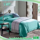 Высокое качество квартира шелк роскошные постельные принадлежности прочного хлопка постельные принадлежности,