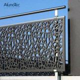 Aluminiummetallbildschirm durchlöcherte Panel-Entwurf