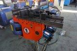 Machine à cintrer de pipe de Dw63nc de pipe multifonctionnelle de la cintreuse solides solubles hydraulique